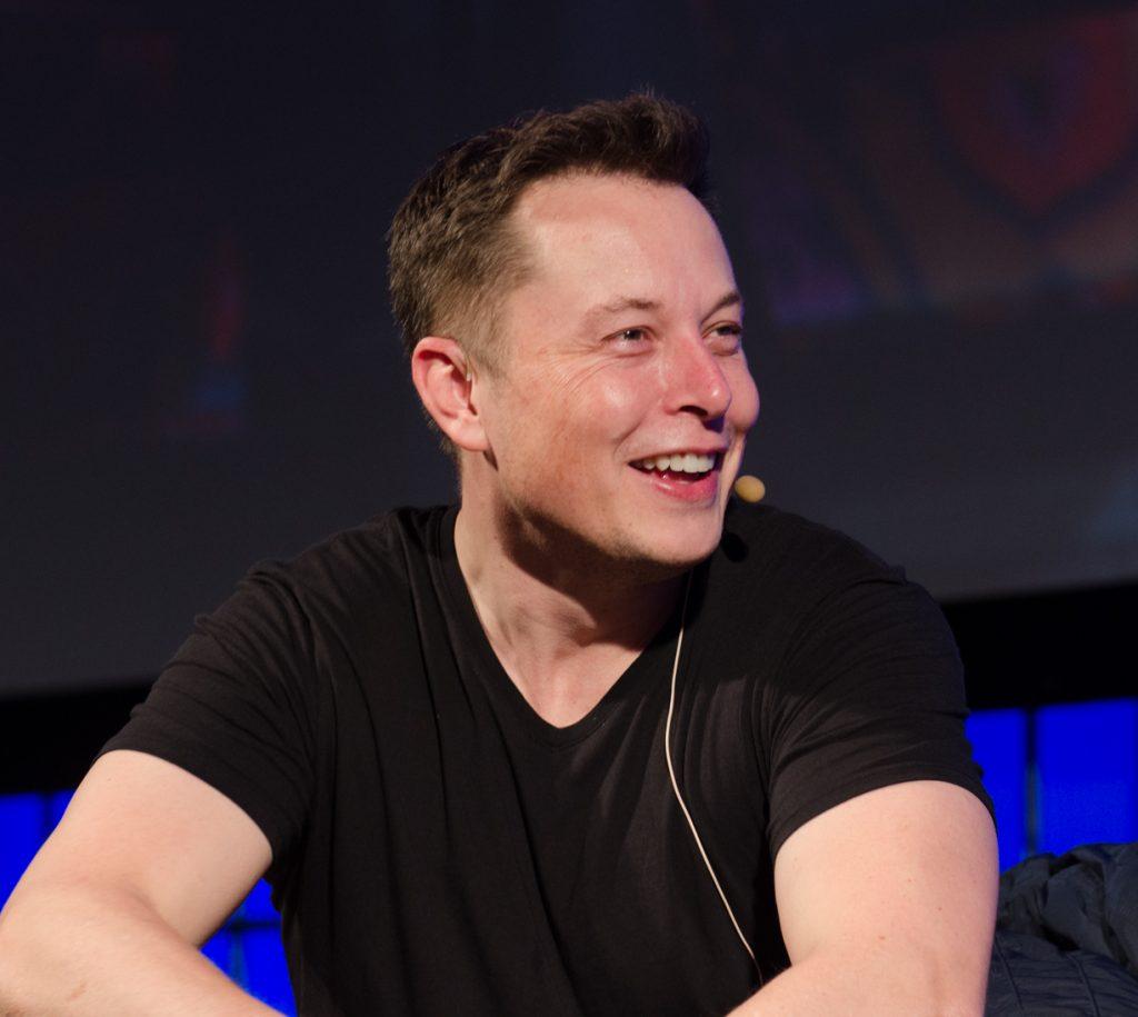 Elon Mask © Wikipedia
