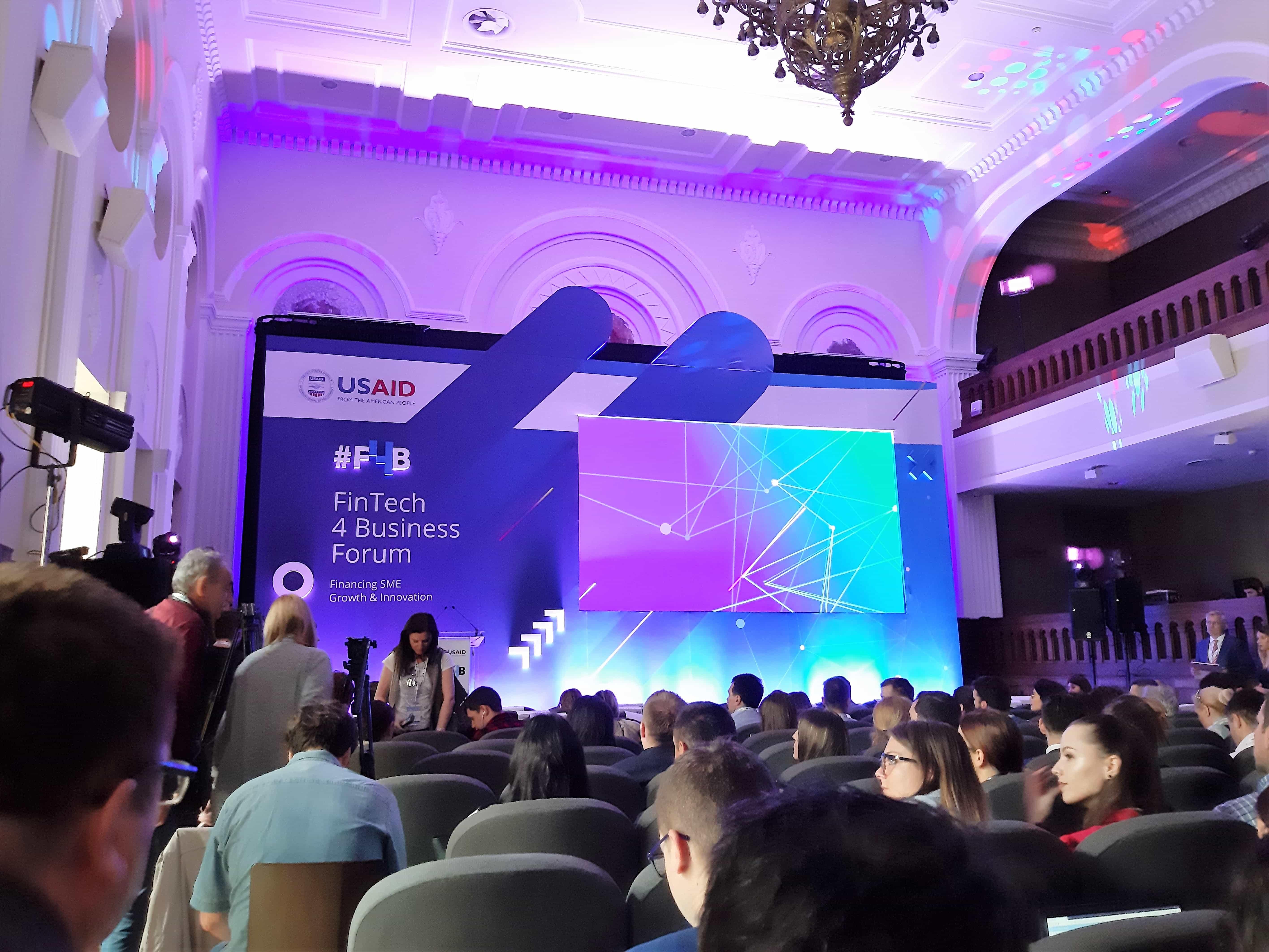 FinTech4Business Forum
