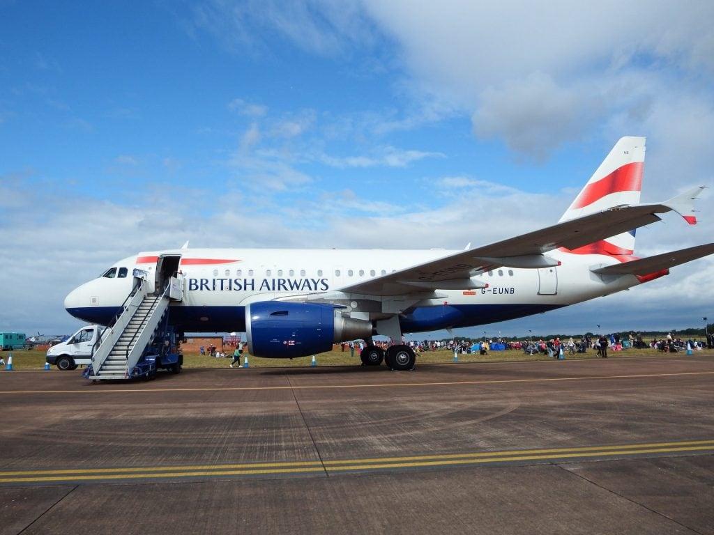 British Airways greška u softveru
