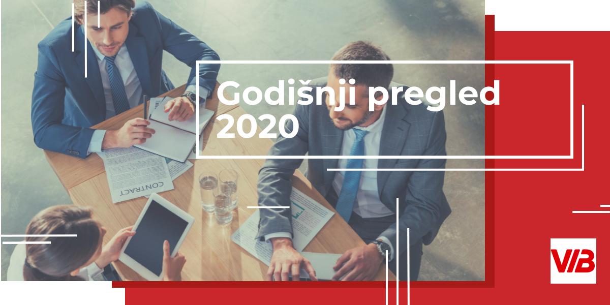 VIB Godišnji Pregled 2020